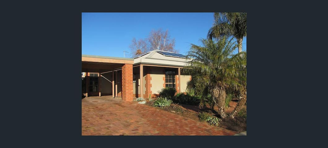 Cosy two bedroom home - Mildura