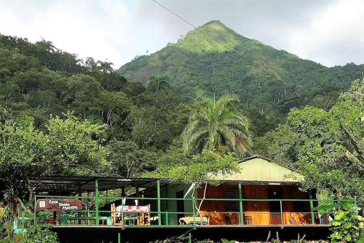Casa Sierra Maestra - Room Guayabo 1er Piso