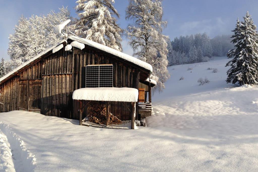 chalet d alpage de 1873 quot l alpage d he 239 di quot chalets 224 louer 224 taninges auvergne rh 244 ne alpes
