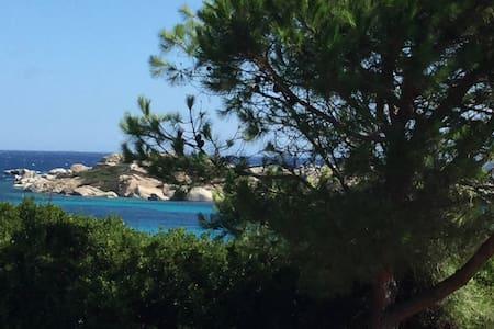 Sea view flat-(appartamento vista mare) Marmorata - Santa Teresa di Gallura - Apartemen