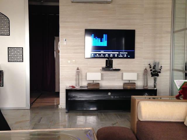 agadir modern spacieux 85m2 10 mn plage - Agadir - Apartment