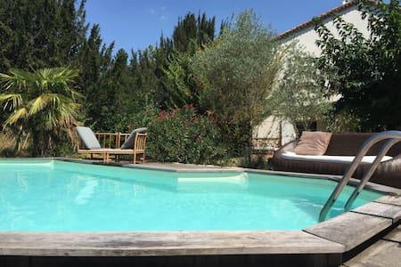 La Rostolane - Aix-en-Provence - Villa