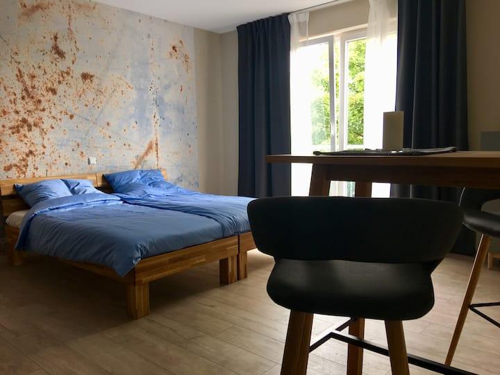 Große Appartements²³ für 4 Personen in Nieder-Olm