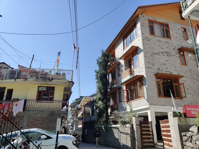 Rockwood B&B: Exotic room in the heart of Manali