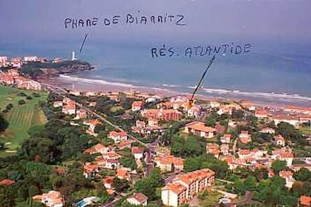 Appart 40 m2 anglet Biarritz plage à pied