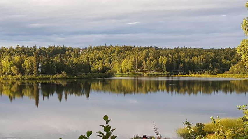 Daniels Lake Dacha
