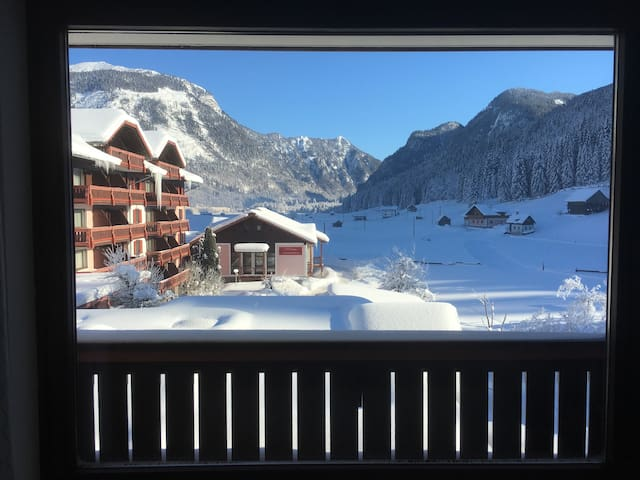 Private apartment in Vital Hotel Gosau - Gosau - Flat