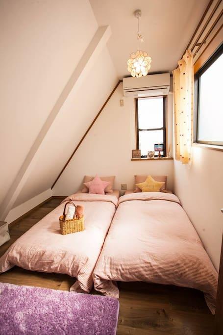3F Twin room #301
