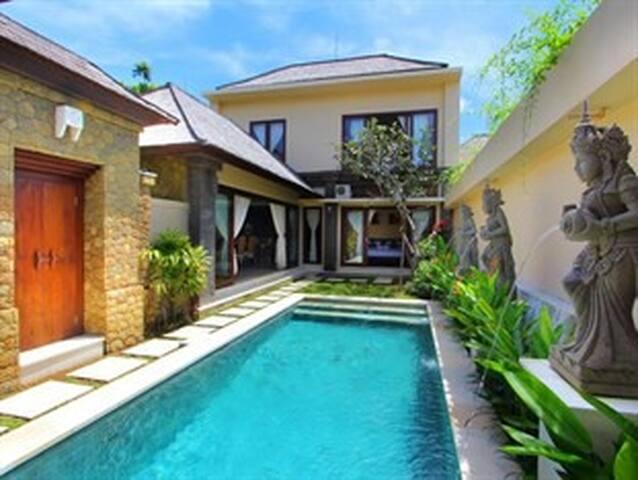 Private pool villa 2BR near GWK - Kuta Selatan - Villa