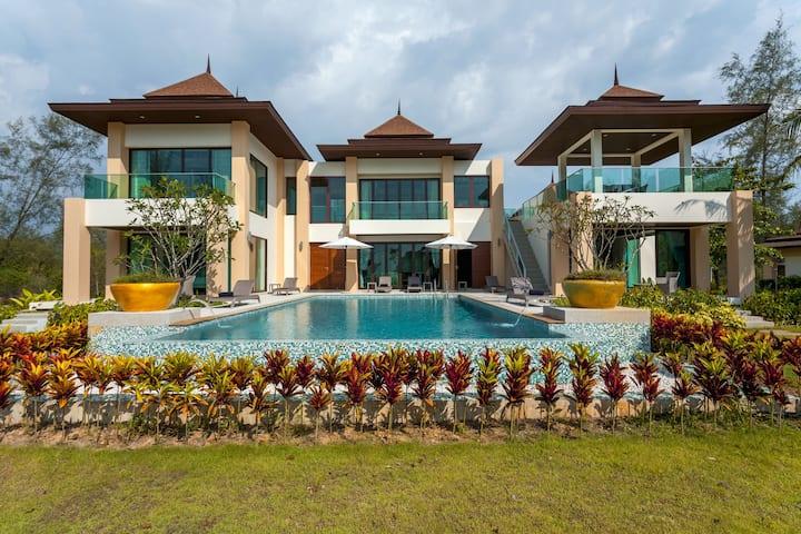 Premium  Pool Villa 3 bedrooms Garden View (B2)