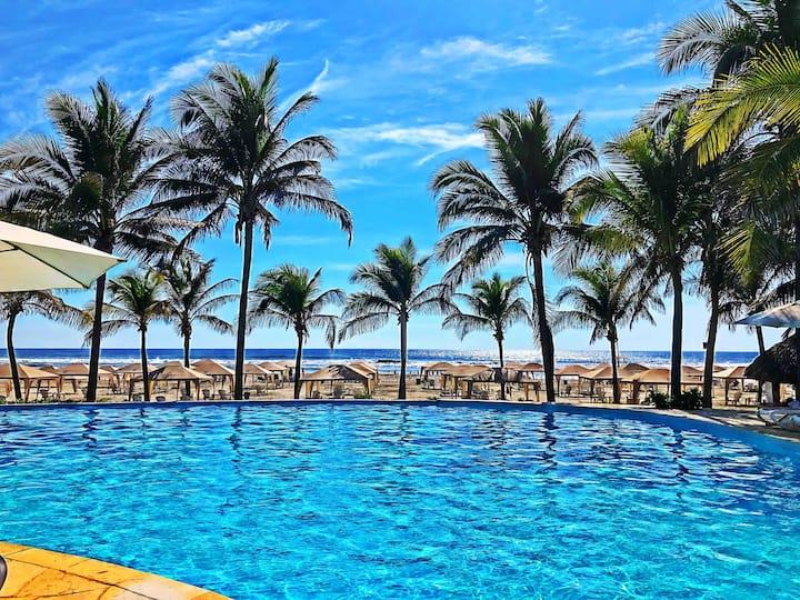 Depto de lujo CON PLAYA PRIVADA La Isla Residences