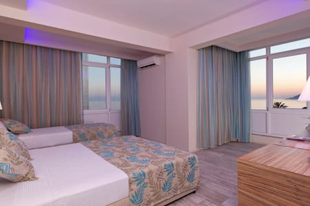 Palmiye Residence - Alanya - Apartment