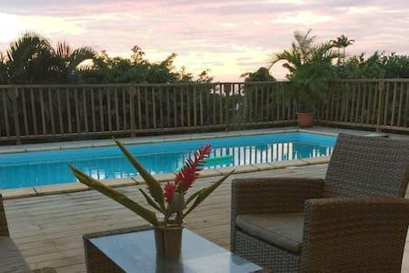 Villa Maldive Sainte-Luce