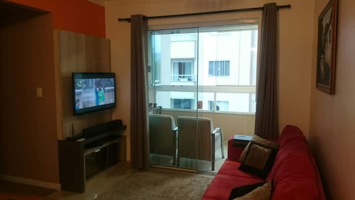 Aconchegante apartamento em Timbó