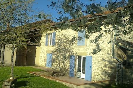 Maison de campagne de 1706 renovée - Bonnac-la-Côte - 独立屋