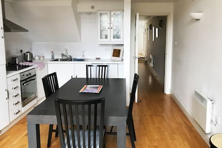 Modern flat in the town centre, Hitchin