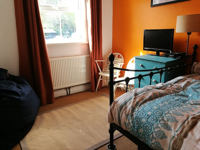 Bright room in Narberth