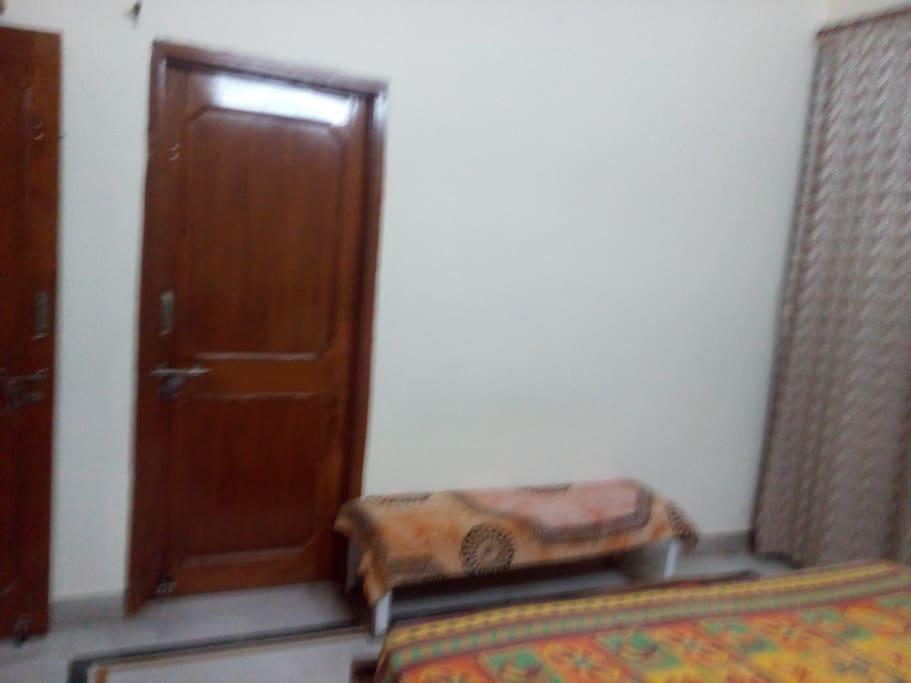 Wash Room Entry