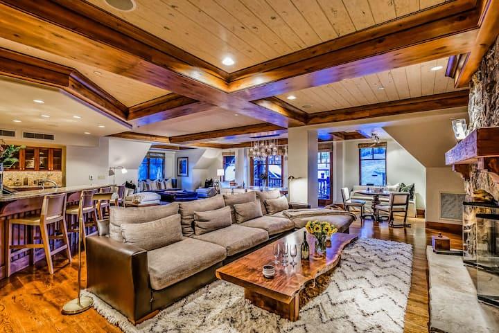 Snowflake Penthouse