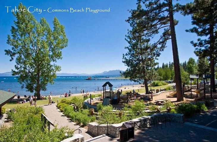 *Honeymoon Cottage ~ One Dog Welcome~Minutes to Downtown Tahoe City