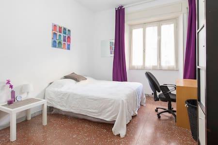 Double Room at Sapienza Uni - Rom - Wohnung