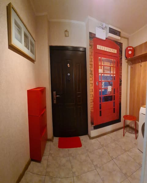 Уютная квартира 15 минут пешком от м. Сходненская.