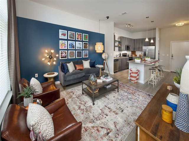 Well-kept apartment home | 1BR in Atlanta