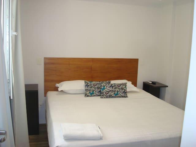 DEPARTAMENTO 461 - SERVICIOS DE HOTEL- HASTA 3 PAX - Buenos Aires - Apartmen perkhidmatan