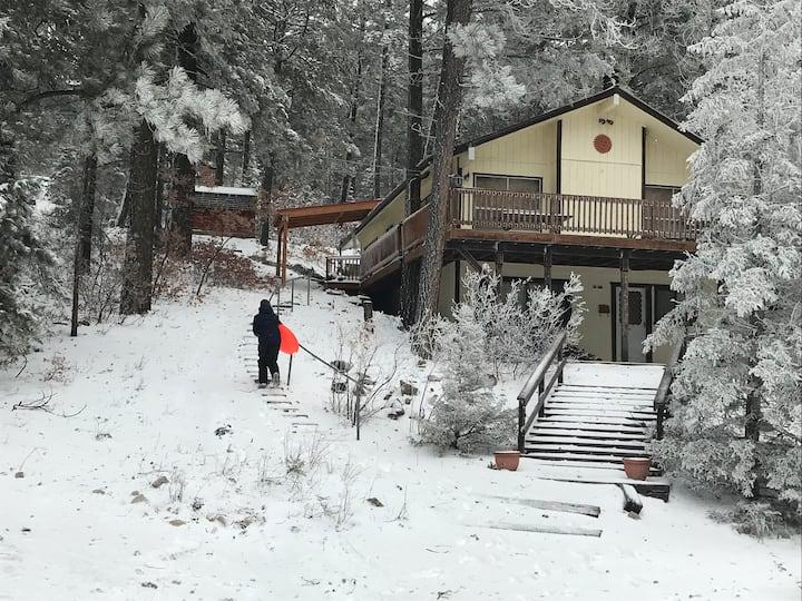 Hudson's Lane Cabin