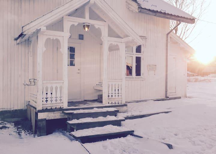 Elfridahuset, Autentic farmhouse @ the countryside