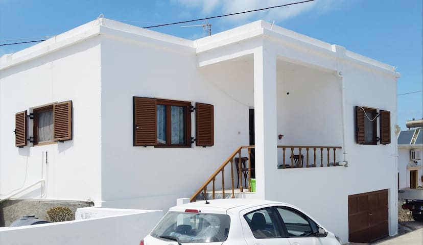 Furnished single-house in Kathistres