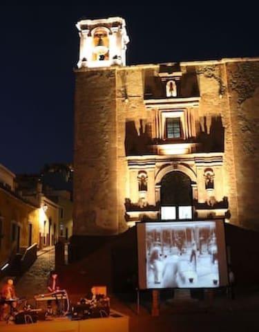 Un cuartito en una gran ciudad - Guanajuato - Haus