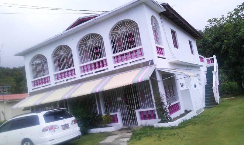 Holiday Home, 30mins from Ocho Rios, Wifi inc