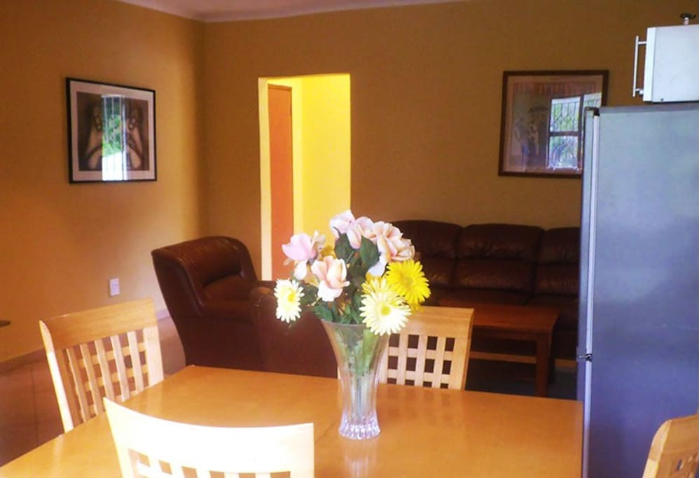 All apartments are open plan lounge, dining room and kitchen (furnished for self-catering).