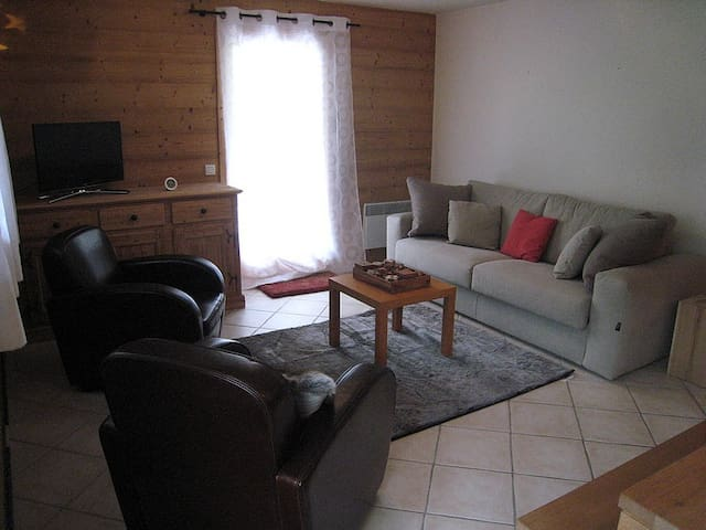 3 Rooms near the ski runs (FLC209)