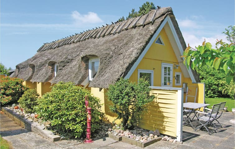 Holiday cottage with 2 bedrooms on 62m² in Svendborg
