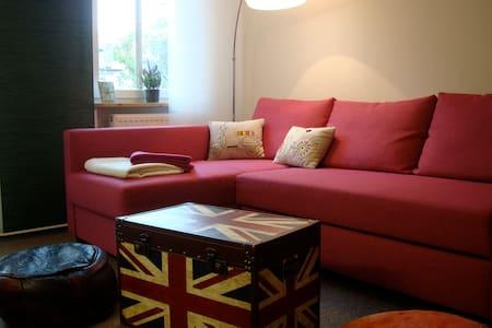 Familienfreundliche Ferienwohnung - Dresden - Apartment