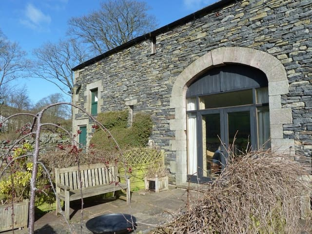 BOWSCALE VIEW, family friendly in Troutbeck, Ref 972622