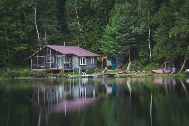 This Little Cabin