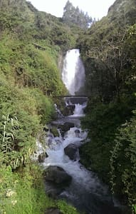 ♡Peguche Waterfall Next Door♡ - Otavalo - Peguche - 独立屋