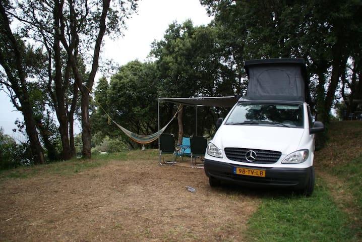 Luxe Mercedes Vito Buscamper - Gennep - Camper