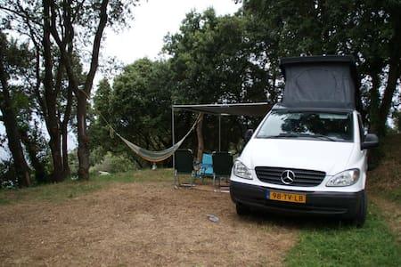 Luxe Mercedes Vito Buscamper - Gennep - Lakókocsi/lakóautó