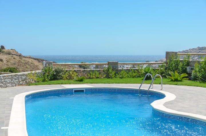 *NEW* NAXOS LUXURY VILLAS |Villa with private Pool