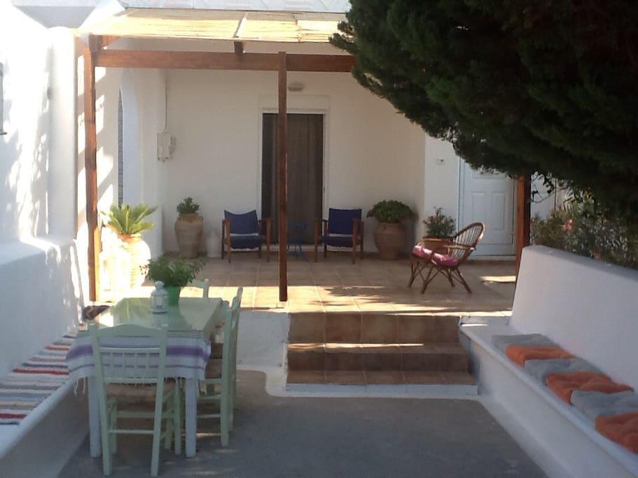 erotokritos maison de location maisons louer potami cr te gr ce. Black Bedroom Furniture Sets. Home Design Ideas