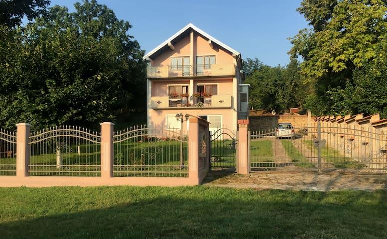 """Casa in collina """"Vila Arsenije"""""""