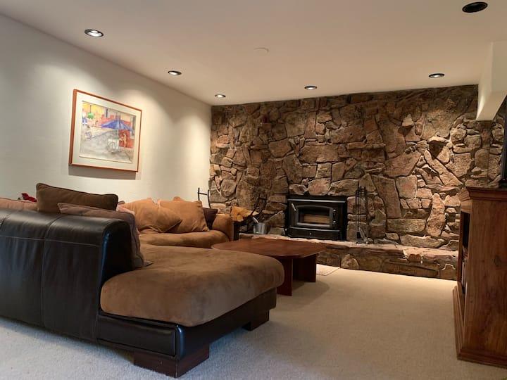 North Boulder Ranch House Guest Suite