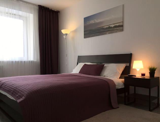 Уютная 1-комнатная квартира м.Электросила - Sankt-Peterburg - Apartment
