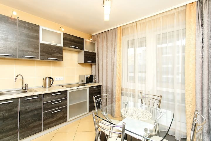 1 room apartment in the city centre