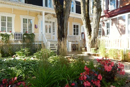 Meilleure localisation de Baie-Saint-Paul - Baie-Saint-Paul - Bed & Breakfast