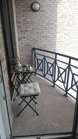 Mooi knus appartement te Wenduine